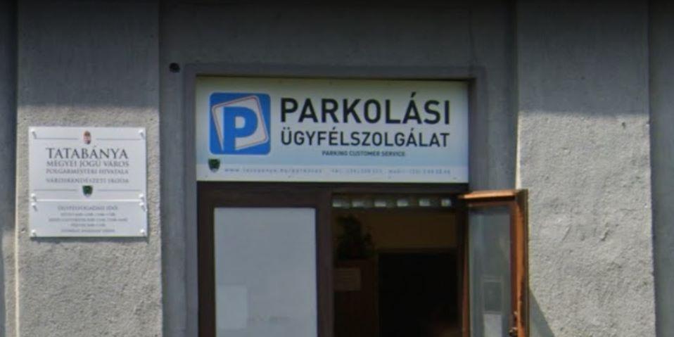 Kedden délután zárva tart a Parkolási Ügyfélszolgálat